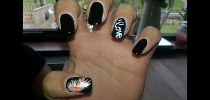 Designer Acrylic Gel Nails Amandas Amazing Nails